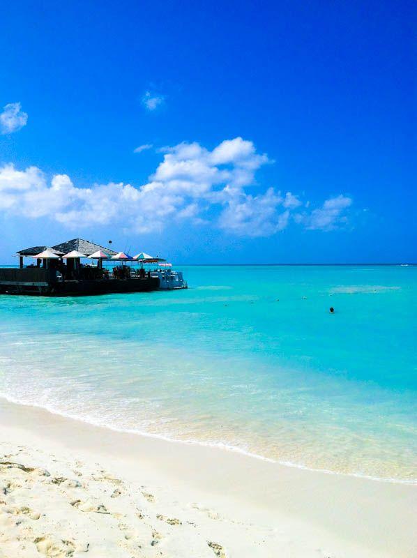 Aruba Palm Beach, Dec 23, 2011