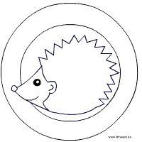 die herbst-mandalaseite im kidsweb.de | basteln