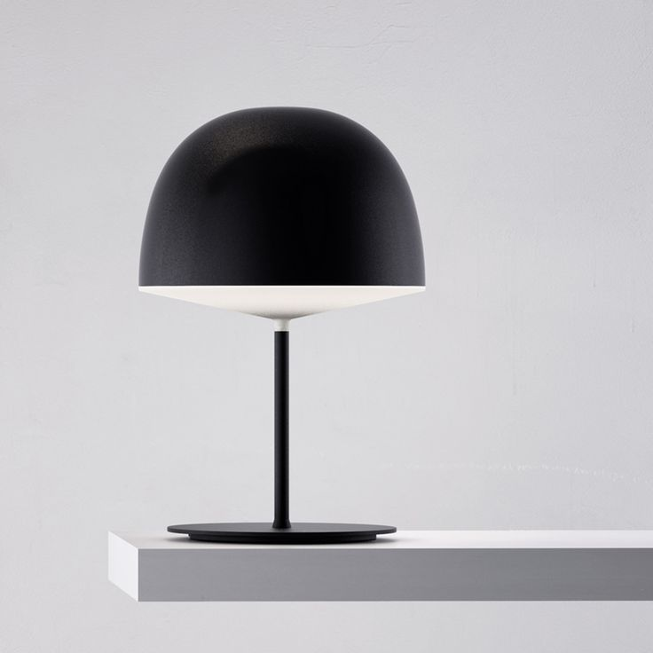 Cheshire Table(lighting): Table Lamp. Diffuser In Polycarbonate. Stem In  Metal