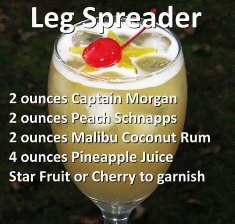 Good Mixed Drinks To Make With Captain Morgan