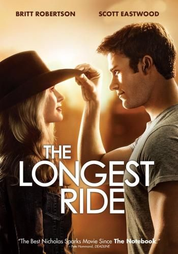 Have you seen it yet? 'Cause I think you should. It stars Britt Robertson and Scott Eastwood. Here's how Redbox describes it: Ira and Ruth, Luke and Sophia - two couples separated by time and age - have little in common until a series of unexpected events are set in motion and their lives become intertwined. Luke, a former champion bull rider, and Sophia, a college student who is about to embark upon her dream job in New York City's art world, have begun an unlikely new romance. As…