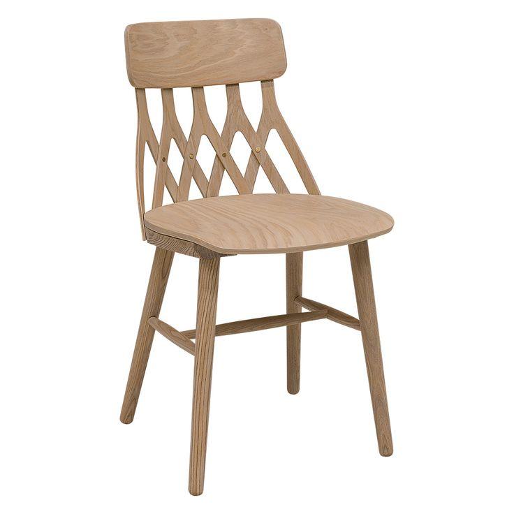 Y5 chair ash grey, Hans K, Sweden.