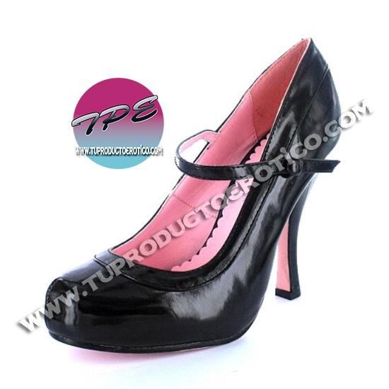 Zapatos rosas Leg Avenue para mujer W5iRBTRGe9