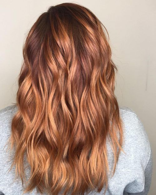 21 Yummiest Strawberry Blonde Hair Colors for 2019!