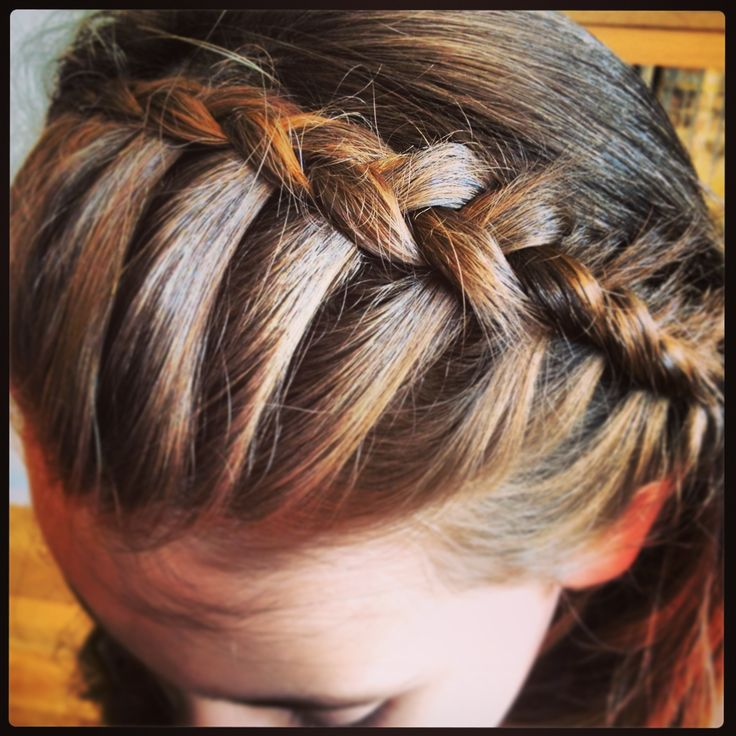 37 best party hairstyles images on pinterest party hairstyles i thought it was about time to demo a braided headband this hairstyle has been ccuart Gallery