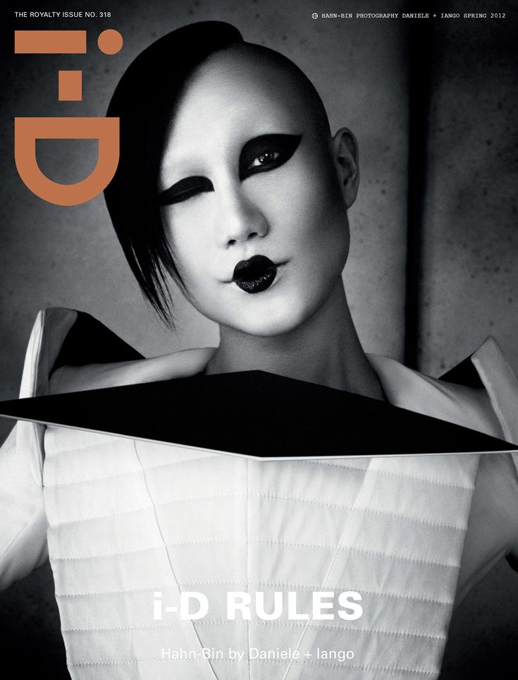 i-D 318 – The Royalty Issue models.com cover previews
