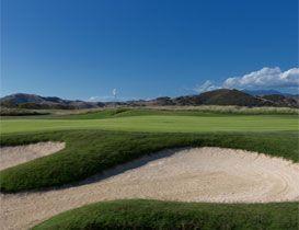 Sheraton New Caledonia Deva Resort & Spa - World Class Golf course