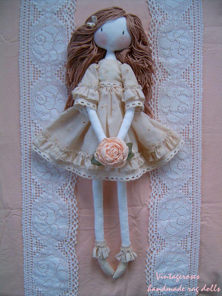 https://flic.kr/p/CwHquy | Handmade rag doll |                                Handmade rag doll.Waldorf doll.Soft doll. Custom home-made rag dolls, bags, vanity vintage style lovers. tildaskedvenc.blogspot.hu/