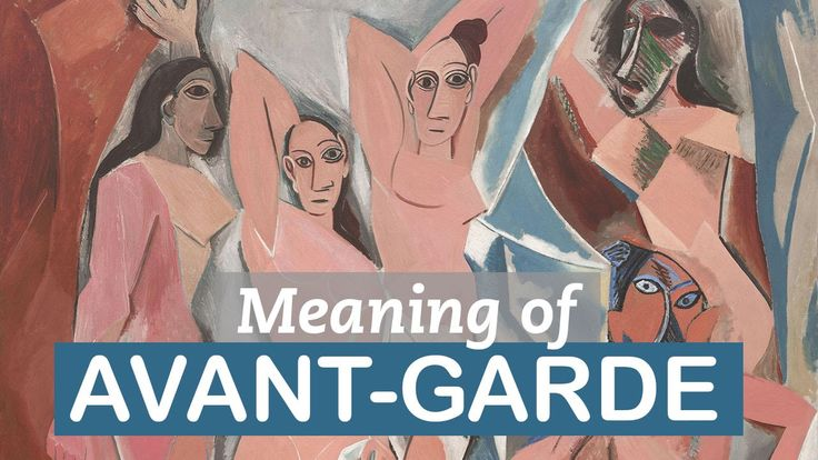 The Meaning of the Avant-garde  The Difference between Modern art, Postmodern art and Contemporary Art