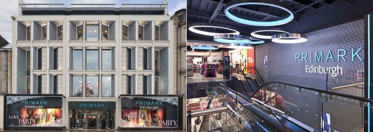 Primark - Store: Edinburgh