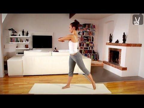 Standing Pilates: 20 Min Programm für Anfänger und Fortgeschrittene