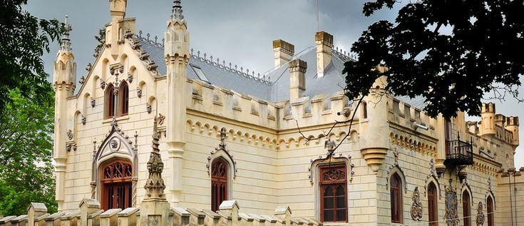 Sturdza Castel, Iasi County, Romania