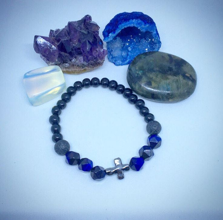 A personal favorite from my Etsy shop https://www.etsy.com/ca/listing/571710876/blue-tigers-eye-diffuser-bracelet-lava