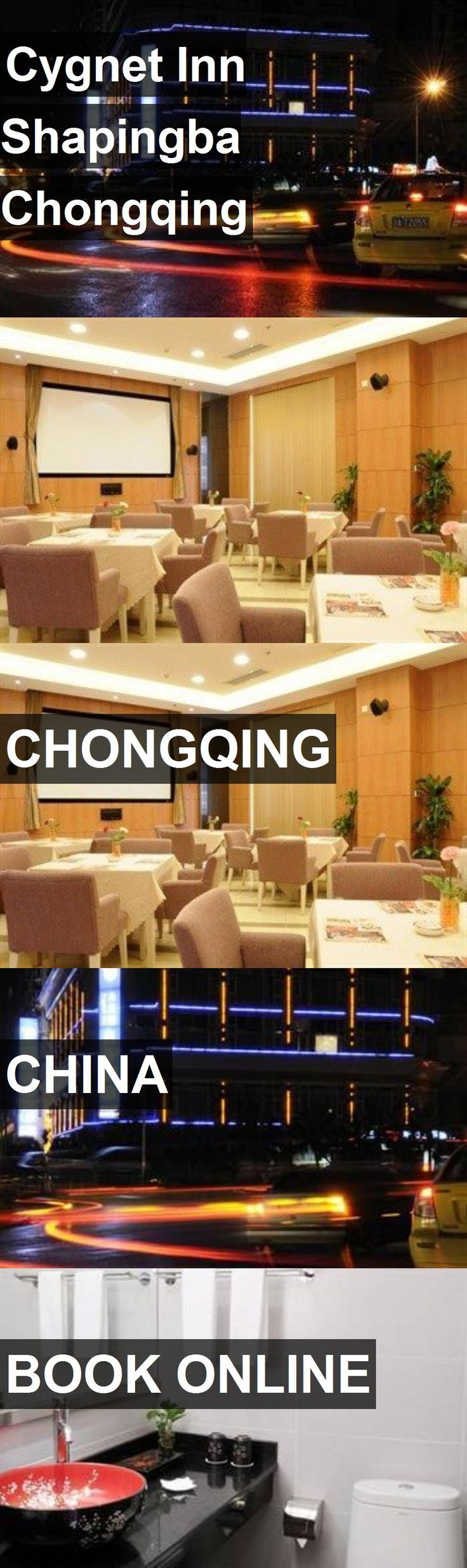 Hotel Cygnet Inn Shapingba Chongqing in Chongqing, China. For more information, photos, reviews and best prices please follow the link. #China #Chongqing #travel #vacation #hotel