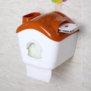Мобильная Ванная комната водонепроницаемый салфетки оберточной бумаги Держатель туалетной бумаги box ванной всасывания туалетной держатель туалетной бумаги держатель