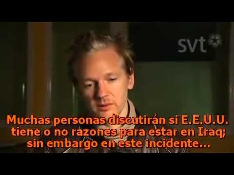 WikiLeaks.  Desde el verano del 2010 hasta fines del año que concluye, la televisión sueca ha estado siguiendo a WikiLeaks, indagando sobre los medios de comunicación secreta de la red y alrededor de la enigmática personalidad de su editor en jefe, Julian Assange.