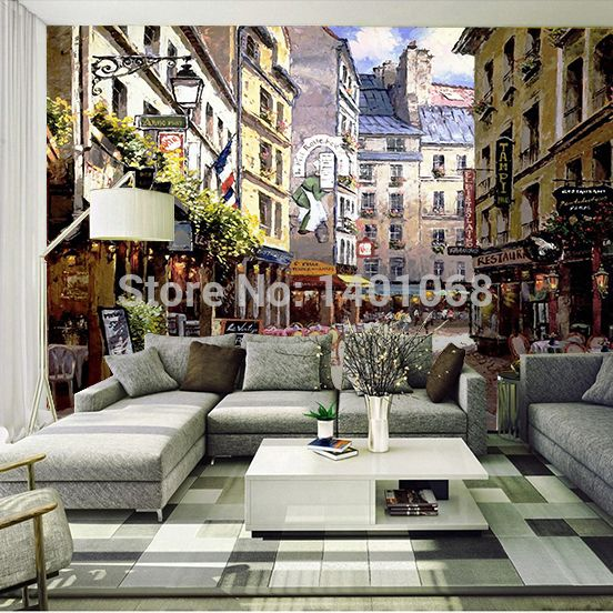 Find More Wallpapers Information about High quality Modern Luxury 3d wallpaper 3D wall mural papel de parede photo wall paper European city architectural illustrations,High Quality custom marlin,China custom embroidery sewing machine Suppliers, Cheap custom honda seat covers from MSM Co.,Ltd on Aliexpress.com