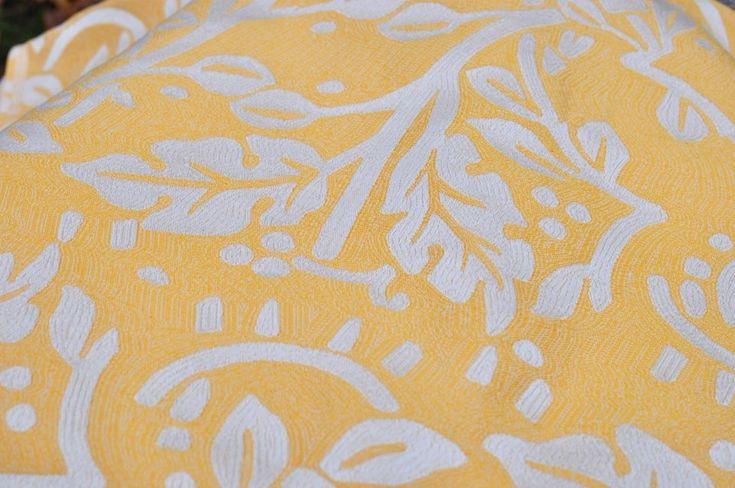 Pavo Textiles Sparkleberry Sunshine Wrap