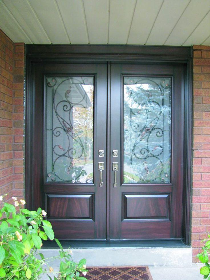 Fiberglass Exterior Doors: Best 20+ Fiberglass Entry Doors Ideas On Pinterest