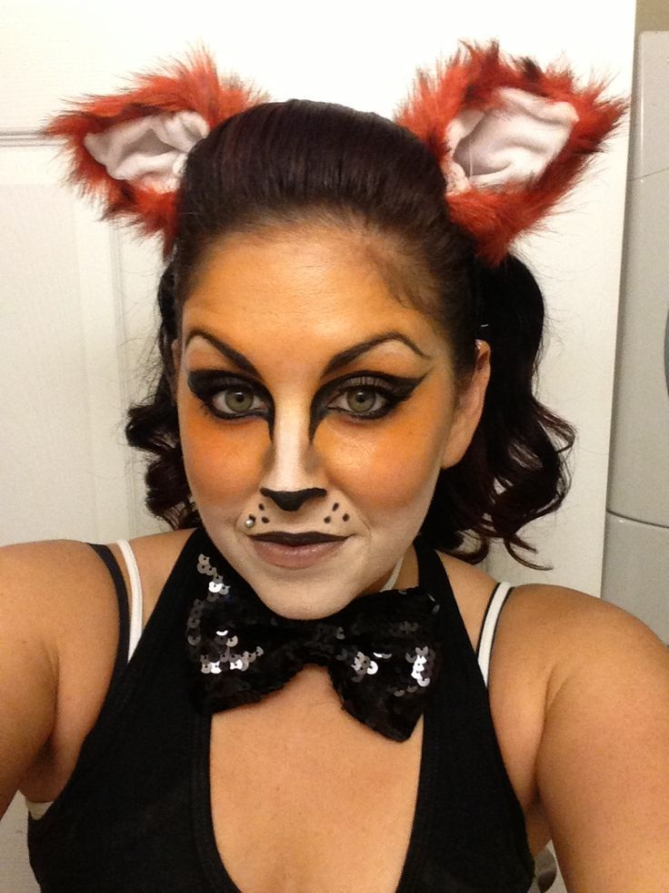 36 best makeup and costumes halloween images on Pinterest - cute makeup ideas for halloween
