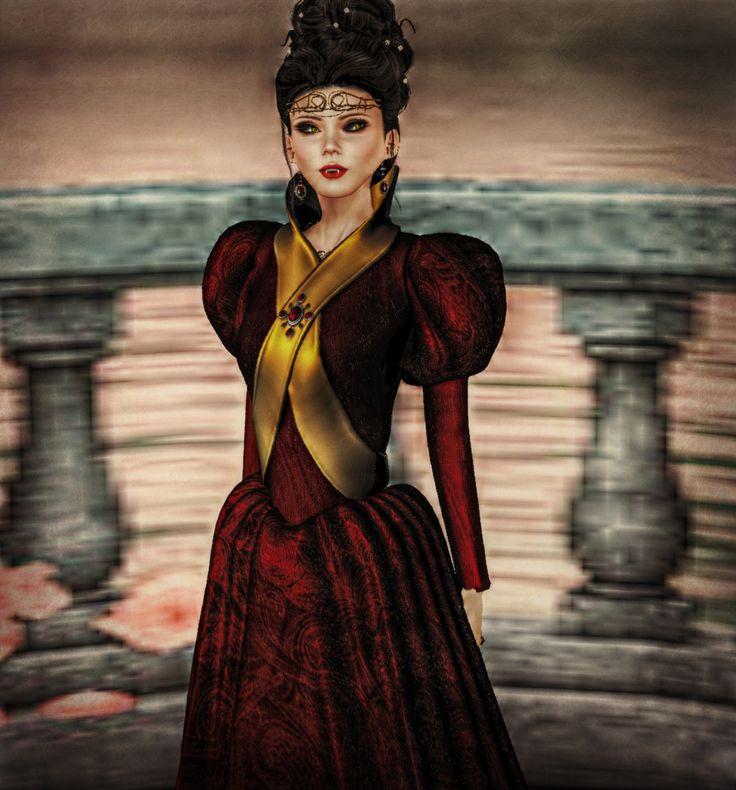 junbug-Cersei Gown