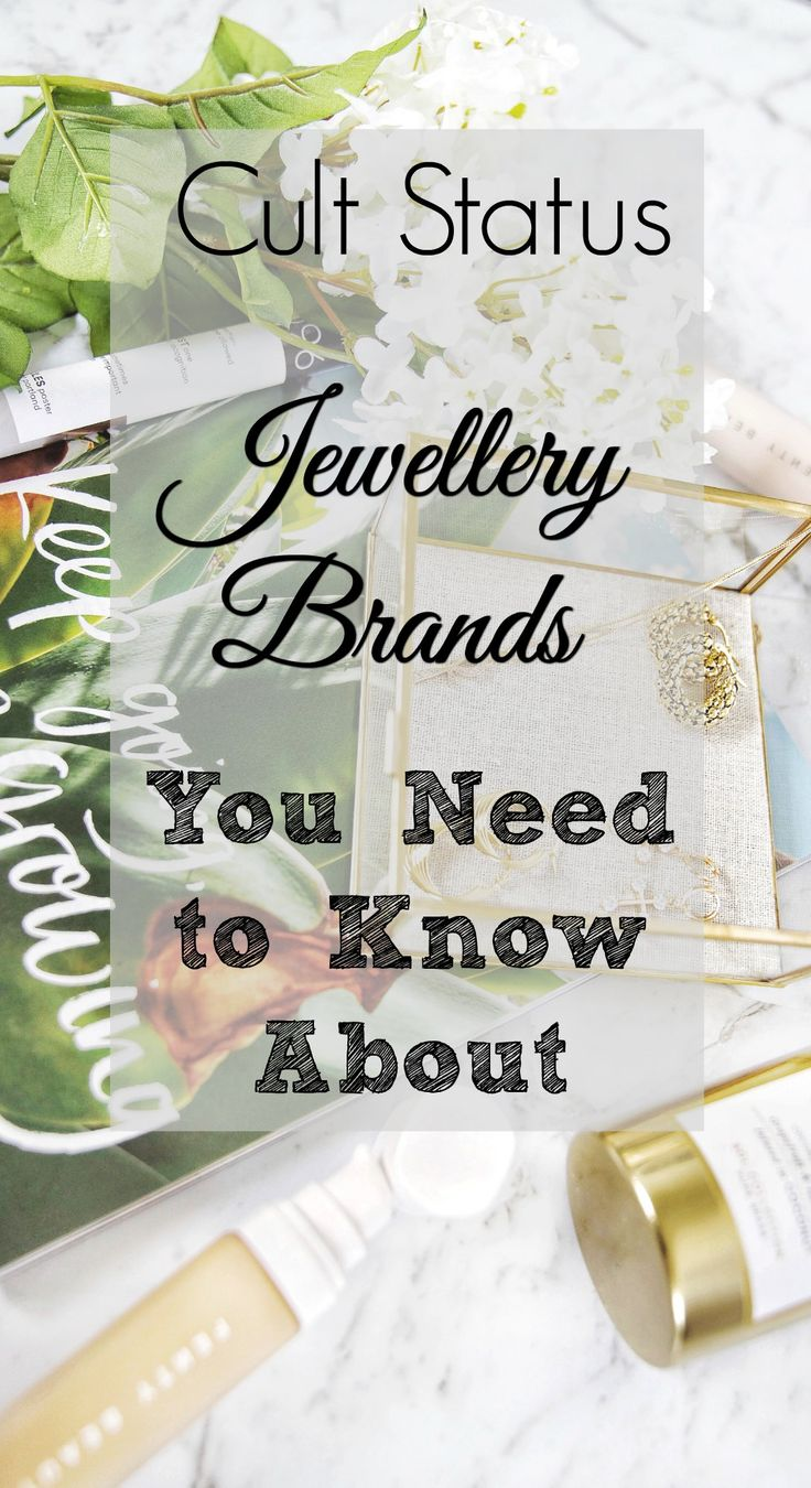 All the jewellery brands you need to know about for 2018
