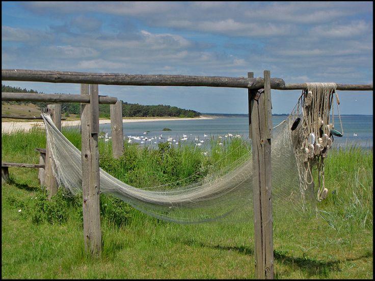 Coastline Österlen, South Sweden