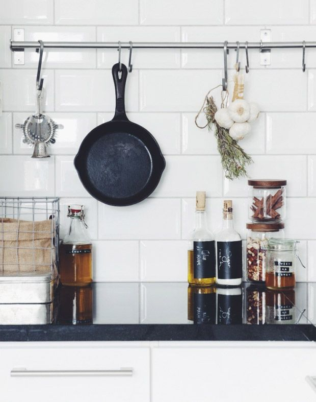 Cozinha em ordem