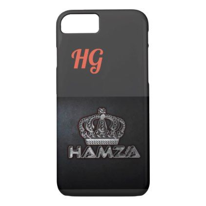 HamFam/Hamza Gaming Merch Apple Phone Case 7/8 - individual customized designs custom gift ideas diy