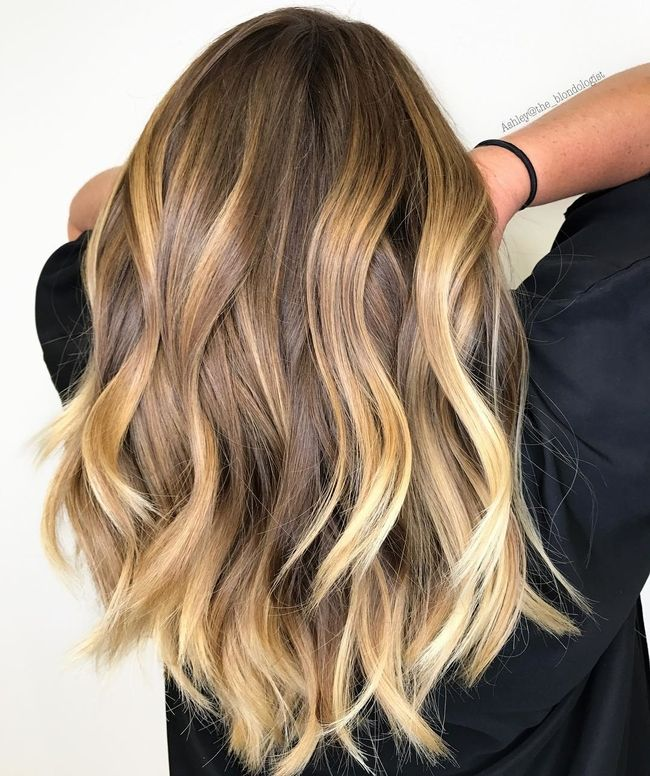 Best Bronde color is a hot hair color trend created by model Gisele Bundchen back in 2007. It's still popular among women and girls. See here amazing bronde hairstyles and hair colors 2018 for obsessing and cool and haircuts.