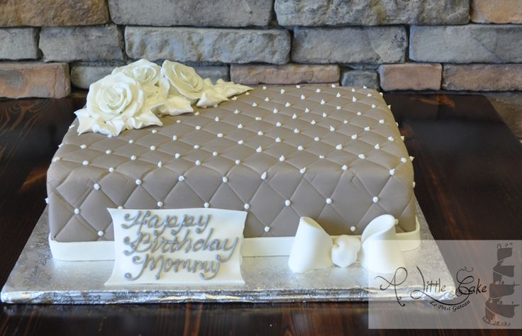 beautiful sheet cakes | when budget is an issue even a sheet cake can be beautifully decorated ...