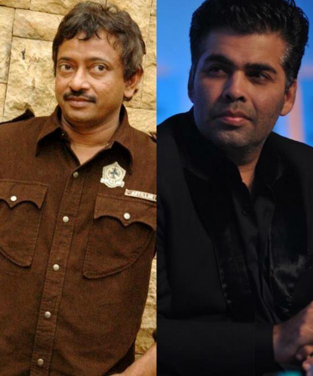 Ram Gopal Varma made Karan Johar's day! Find out how