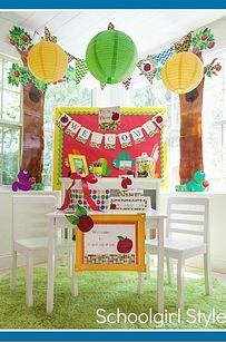 An Apple Orchard Themed Classroom   30 Epic Examples Of Inspirational Classroom Decor