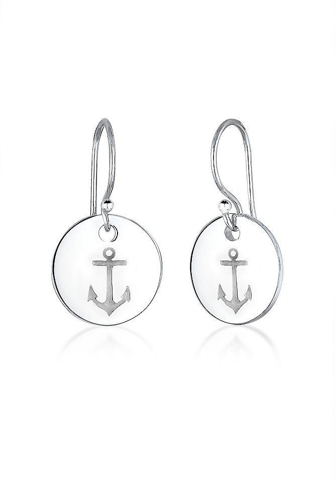 Elli Ohrringe »Anker Maritim Meer Sailor Trend Boot Silber« Jetzt bestellen unter: https://mode.ladendirekt.de/damen/schmuck/ohrringe/ohrhaenger/?uid=45571de0-c341-5a26-a093-c63859b37a88&utm_source=pinterest&utm_medium=pin&utm_campaign=boards #schmuck #ohrhaenger #ohrringe #ohrschmuck