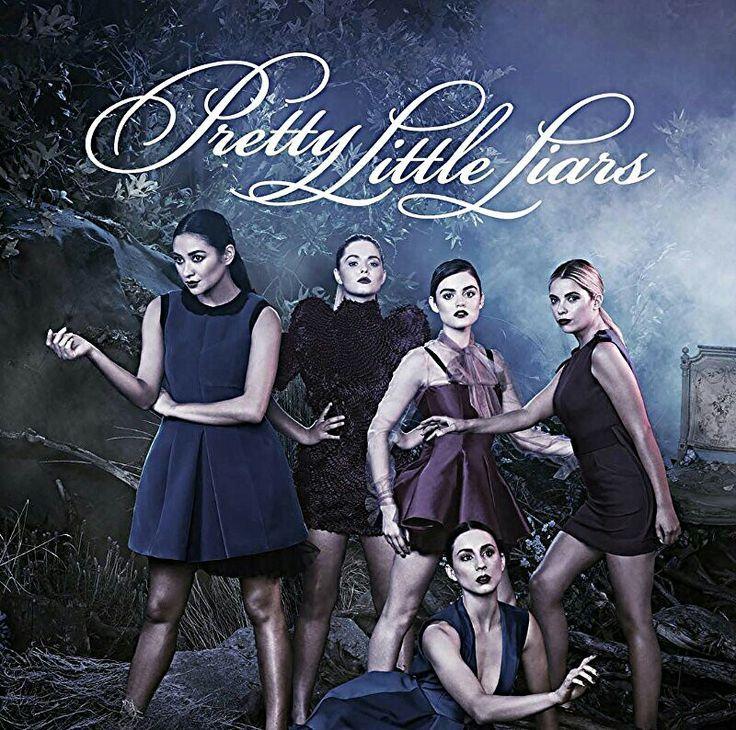 """Képtalálat a következőre: """"pretty little liars season 7 poster"""""""