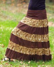 Dámská letní sukně LAURA VII bavlna