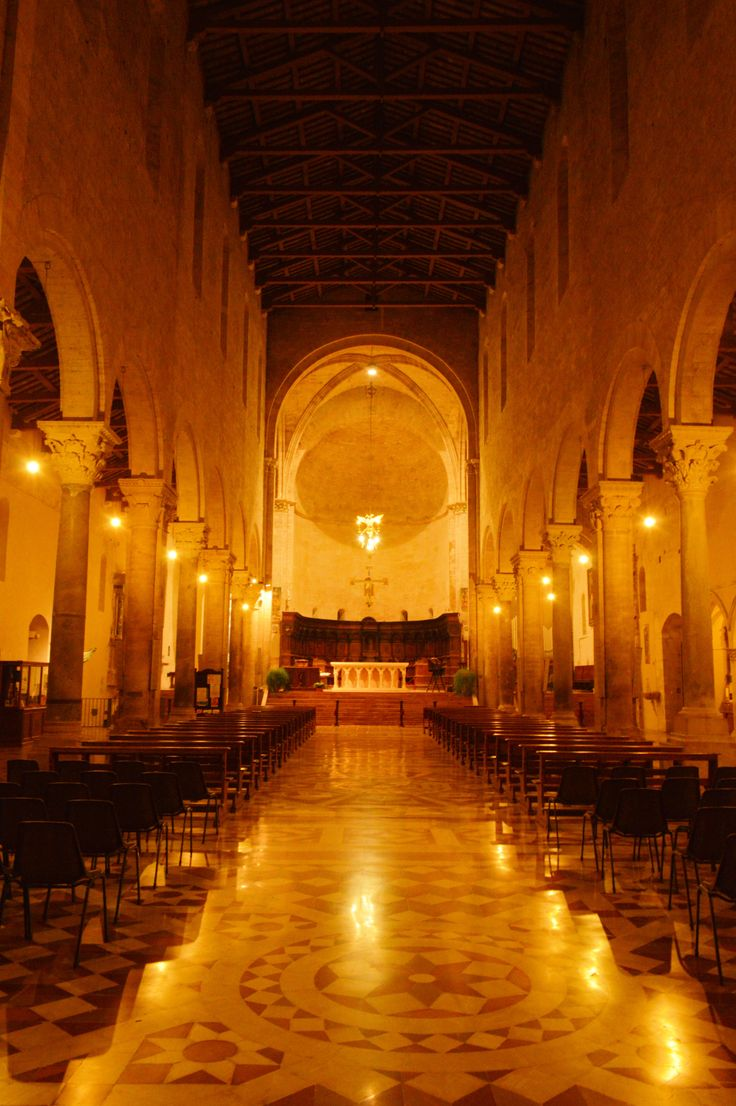TODI'S CATHEDRAL