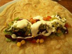 la Vache qui Vit | recept Koude wraps | Vegetarische recepten