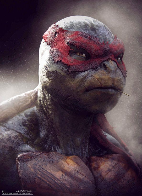 Check Out This Amazing Concept Art for the 'Teenage Mutant Ninja Turtles' Movie
