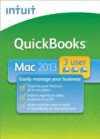 QuickBooks for Mac 3-User can quickly organize your business finances. Increase productivity and efficiency with multiple users working in QuickBooks at the same time.  Price: $437.99  Your #1 Source for Software and Software Downloads  Ultimatesoftwaredownload.com