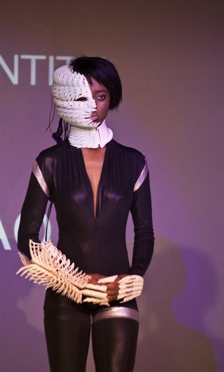 Gli abiti fatti con la stampante 3D - D - la Repubblica
