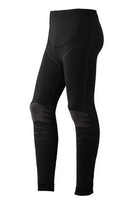 Wholesale Grey And Black Men's Compression Leggings
