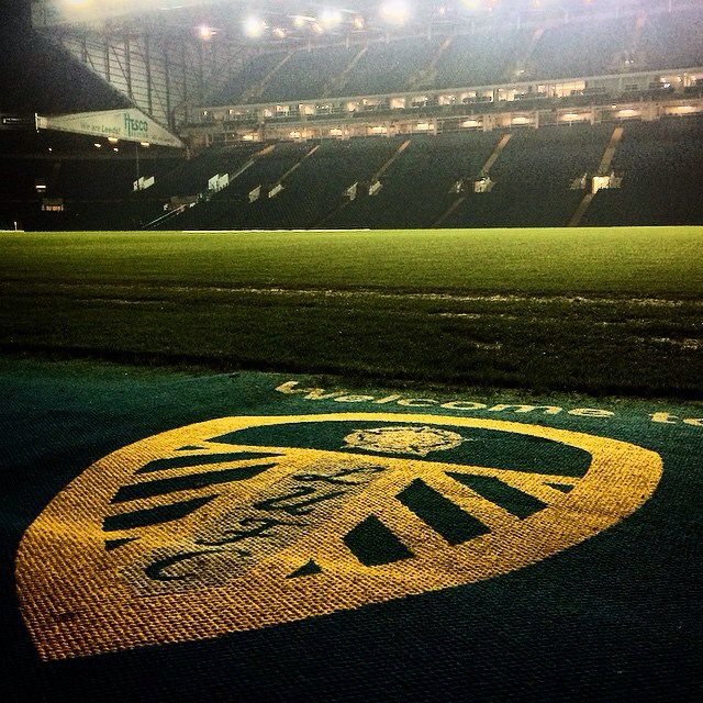 Welcome to Elland Road