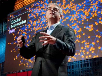 We're all embedded in vast social networks of friends, family, co-workers and more. Nicholas Christakis tracks how a wide variety of traits -- from happiness to obesity -- can spread from person to person, showing how your location in the network might impact your life in ways you don't even know. Tracks 15 years of research, over 700,000 views
