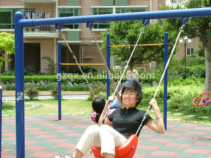 Hot sale outdoor swings for adults/adult swing set/adult swing chairs QX-100B