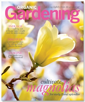 find this pin and more on magazines that fit my lifestyle organic gardening