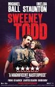 Michael Ball as Sweeney Todd and Imelda Staunton as Mrs. Lovett - The Adelphi Theatre - London