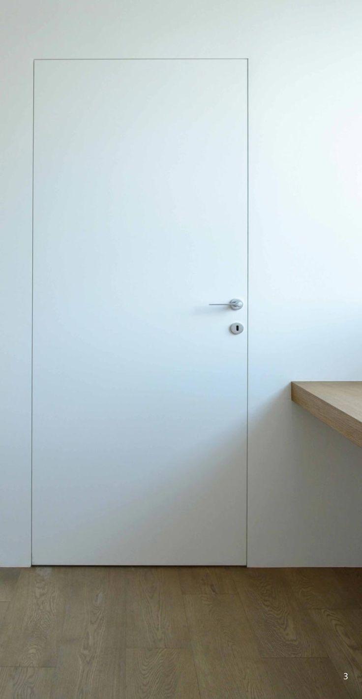 Immagini delle porte filo parete | Evoline3
