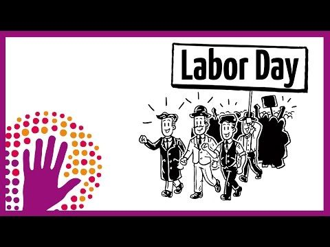 the foundation of labor day The first labor day holiday was celebrated on tuesday, september 5, 1882, in new york city, in accordance with the plans of the central labor unionthe central labor union held its second labor day holiday just a year later, on september 5, 1883.