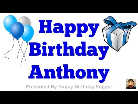 Image result for happy birthday cousin anthony